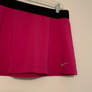 Nike Skirts - Nike tennis golf power Dri-fit pink skirt sz M